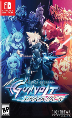 Azure striker gunvolt : Stricker Pack