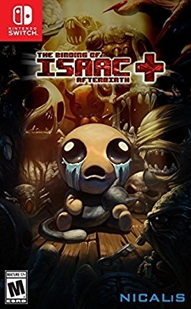 Binding of Isaak : Aftebirth 2