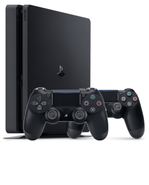 PlayStation 4 Slim 1Tb (CUH-2116B) + DualShock 4 black v2
