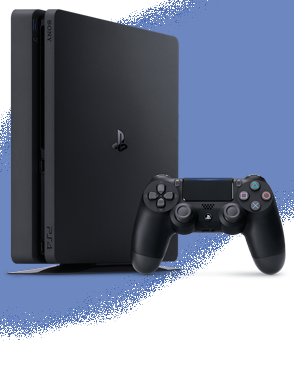 PlayStation 4 Slim 500 Gb (CUH-2116A) (чёрная)