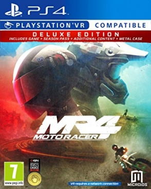 Moto Racer 4 - Deluxe Edition (с поддержкой PS VR)
