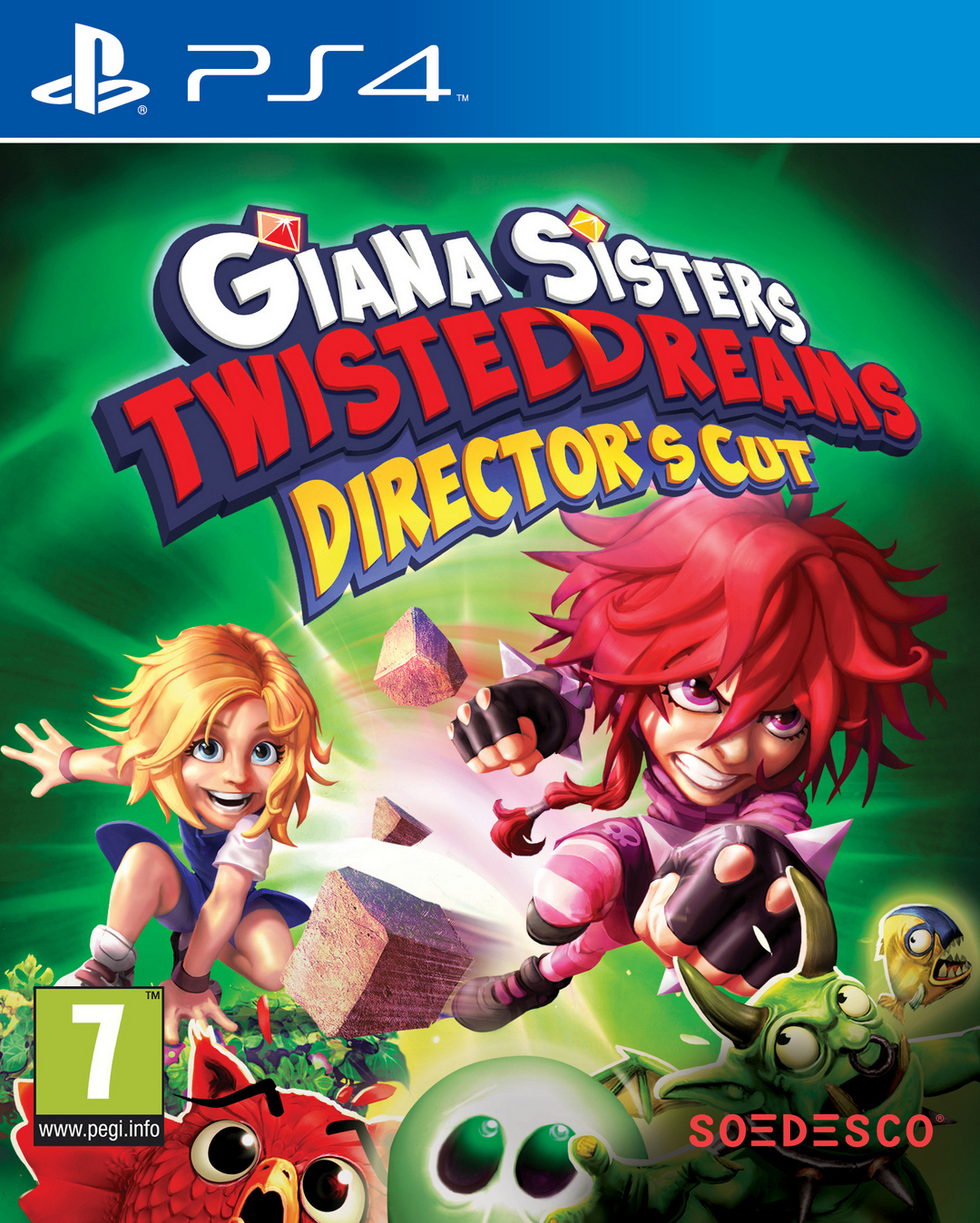 Giana Sisters:Twisted Dreams